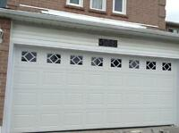 Insulated Garage Door 8x7 only $599-Summer Sales !