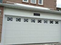 Insulated Garage Door 8x7 only $599- Sales !
