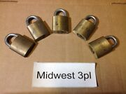 Brass Key Vintage Lot