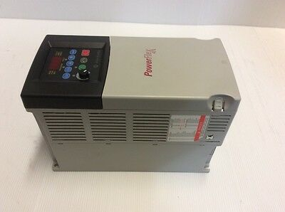 Refurbished Allen Bradley Powerflex40 Cat22b-d012n104 7.5hp