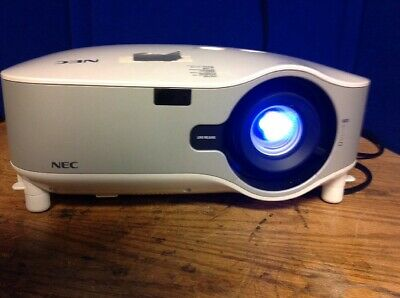 NEC LCD Projector NP1000