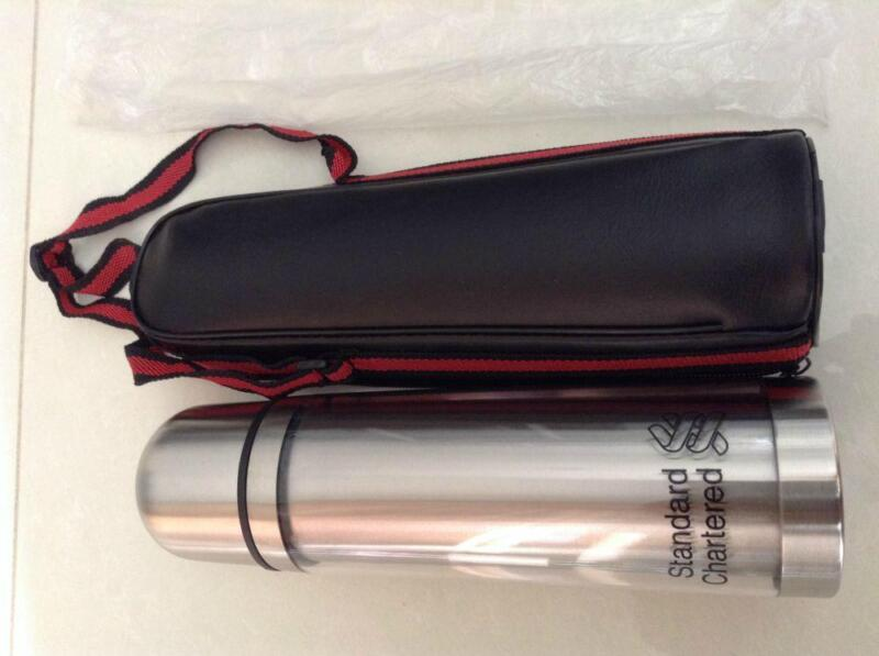StanChart thermos flask 500ml