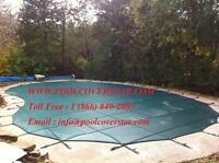 Pool Liners/Safety Covers/Pump/Robotic Cleaners for Blowout Sale