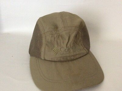 Columbia Sportswear Mesh Breathable Hat One Size Fits Most Hiking Camping  Cap 73091f34dae7