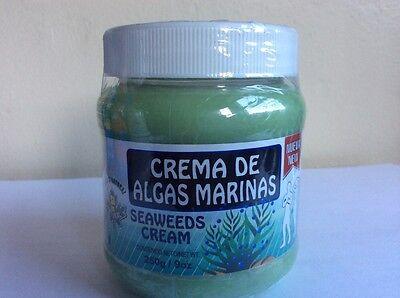 Crema Reductora De ALGAS MARINAS 9oz. Seaweed Wrap Cream  Made In Mexico