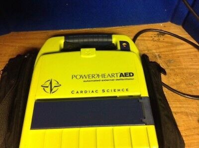 Powerheart Aed Automated External Cardiac Science 9200rd-001
