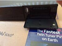 VU+ Solo2 Satellite DVB-S2 Twin tuner PVR