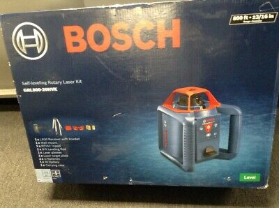 Bosch Self-leveling Laser Level Grl800-20hvk