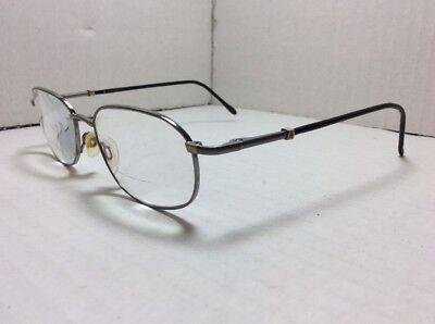 Rodenstock Eyeglasses FRAMES Men's Designer Gunmetal/Black 52[]18 145