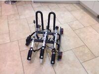 Thule 3 bike carrier tow bar mount