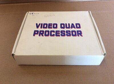 B/W Video Quad Processor