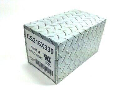216-259 Uf Start Capacitor Mfd 330v Motor Air Compressor Ac Hvac Pool Pump New