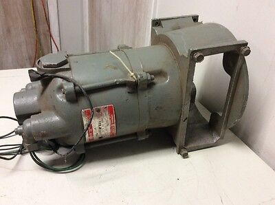 General Electric Tachometer Generator 5bc46ae1001