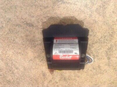 Beckett 51771u Electronic Oil Igniter Transformer For Burner Models A Af Afga