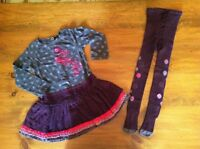 Girls clothes, fall & winter (size 5)