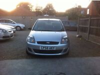 Ford Fiesta 1.25 Style 5dr, WARRANTED 54000 MILES, FULLY SERVICED, FULL SERVICE HISTORY