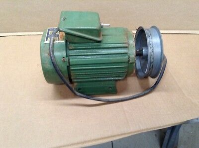 Wood Shaper Central Machinery Motor 34 Hp 110220 Volts Reverse Cm-04