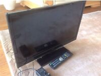 Cello 32 Inch HD LED TV with Freeview + USB Port + 3 HDMI Ports