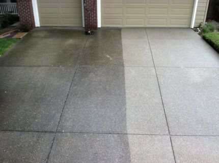 Gerni and seal your old concrete