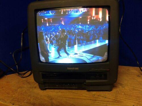 Panasonic Omnivision Color TV/VHS SQPB