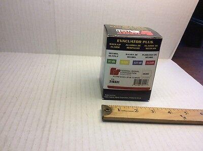 Target Tech Back Up Alarm 210331   97Bd 12 48Vdc