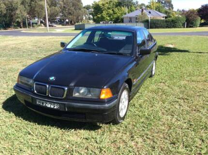 1997 BMW Other Sedan Yass Yass Valley Preview