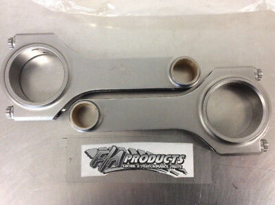 """Eagle Specialty CRS5700S3D-1 TWO Connecting Rods Small Block Chevy 2.000"""" Rod"""