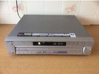Sony DVD 5-Disk Multichanger DVP-NC600 - like new.