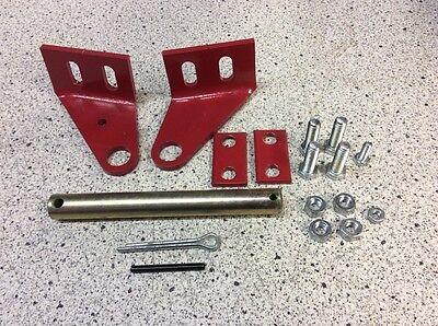 Bush Hog Mower Rotary Cutter Rear Anti-scalp Roller Deck Kit Gt48 Gt-48 Gt 48