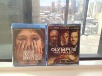 Brand New: Unopened blu-ray Movies