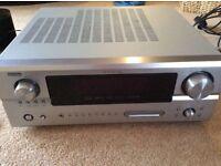DENON AVR- 2805 AV SURROUND receiver AMP, 7x 100W
