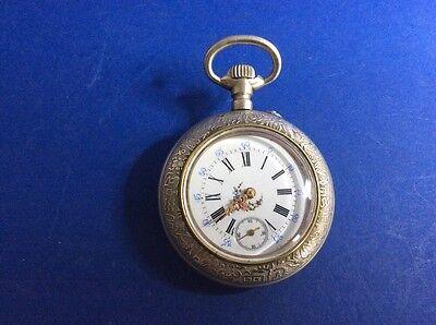 Alte Taschenuhr aus der Zeit um 1900