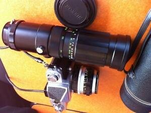 SOLIGOR AUTO ZOOM LENS ..+ other items..see list
