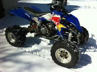 COMPLETE PART OUT 2006 Yamaha YFZ 450
