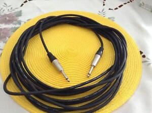 25ft speaker/instrument cable