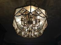 Kitchen and dining room ceiling lamps