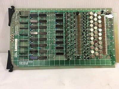 Accuray Operator Interface Lamp Driver Circuit Board 2 064810 002