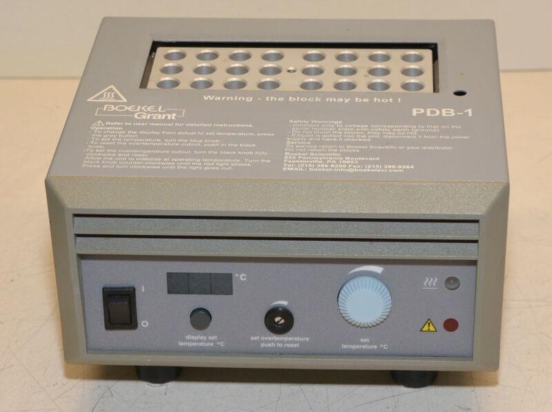 Boekel Scientific PDB-1 With QB-E1 Dry Block Heater