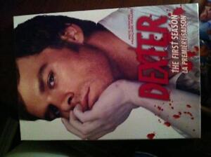 Dexter - The First Season on DVD