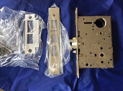 Corbin Russwin Lox 5067 Us26d Lh Mortise Lock Body Apt. Dormitory Ml2067kk