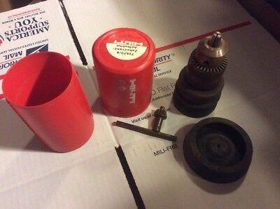 Hilti 70640 12 Keyed Drill Chuck