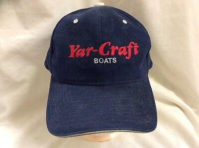 trucker hat baseball cap Yar-Craft boats retro vintage nice cool quality rave