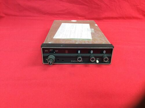 Collins RCR-650A ADF Receiver (Unit Only) P/N: 622-3587-001