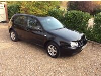VOLKSWAGEN GOLF FINAL EDITION E (black) 2004