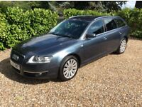 AUDI A6 AVANT TDI LIMITED EDITION (blue) 2008