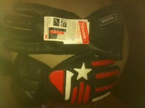 NEW  MOTORCYCLE WINTER GLOVES WITH KEVLAR AND THINSULATE Windsor Region Ontario image 4