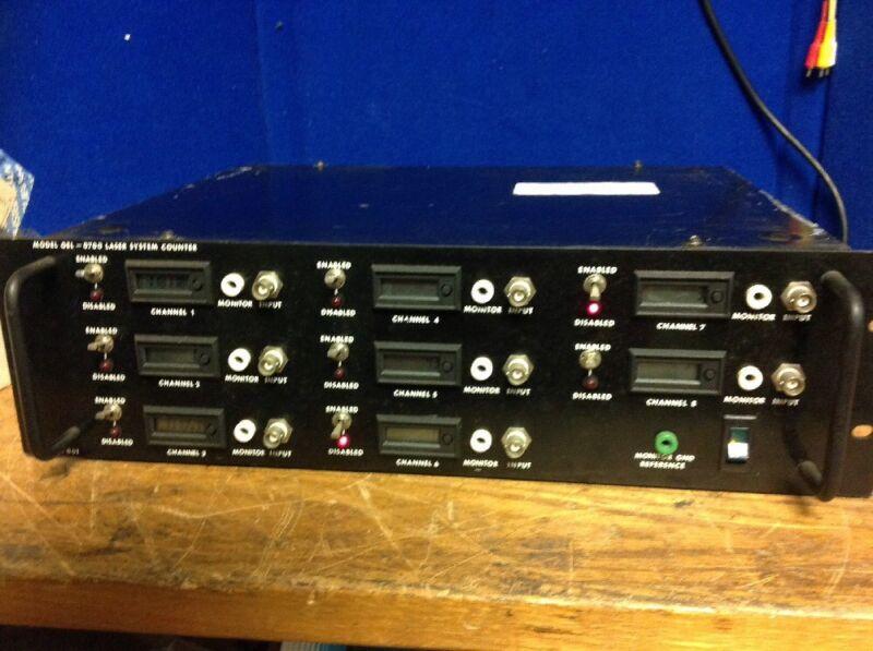 Laser System Counter GEL-0700