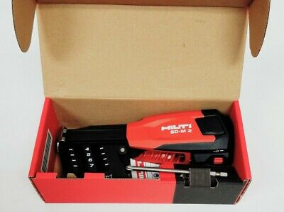 Hilti Sd-m 2 Collated Drywall Screw Magazine With Driver Bit 2208485 New