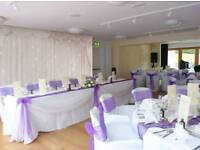 Chair Covers & Table Clothes