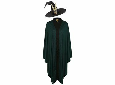 George Harry Potter Professor Mcgonagall Erwachsene Kostüm Kleid Outfit
